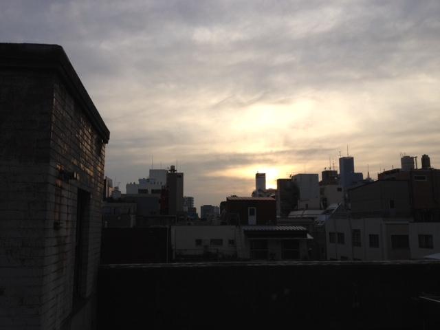 屋上より.JPG